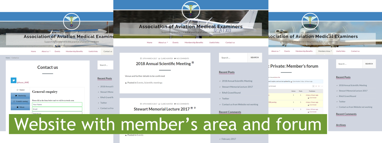 Association of Aviation Medical Examiners