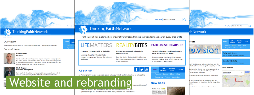 Thinking Faith Network