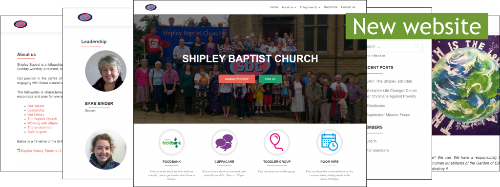 Shipley Baptist Church