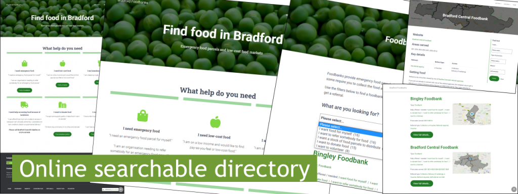 Bradford Foodbanks